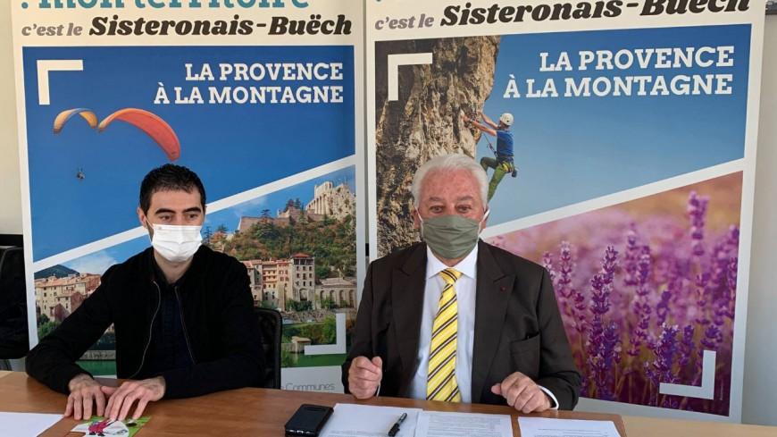 Alpes de Haute Provence : la CCSB au plus près des petits commerçants