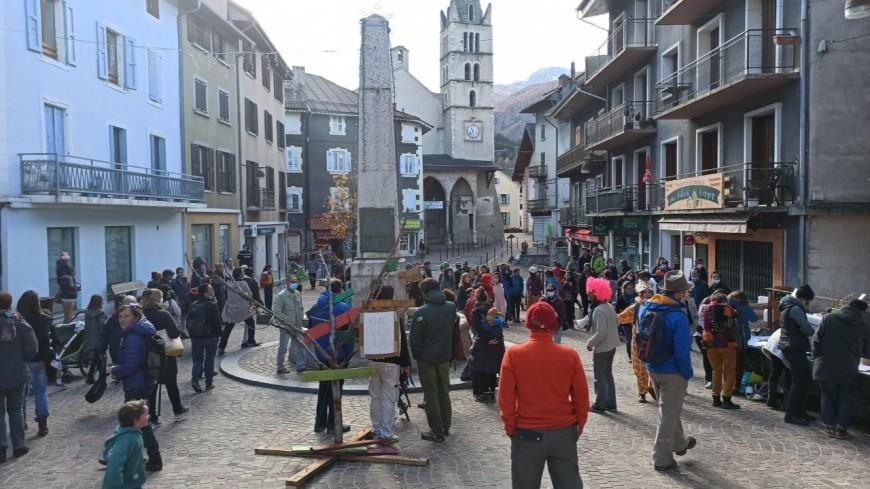Hautes Alpes : acte 3 de la mobilisation citoyenne à Guillestre