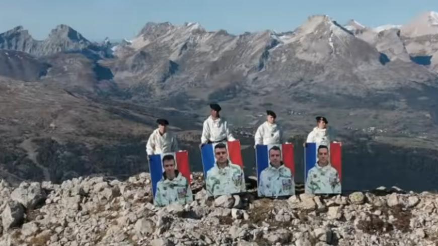 Hautes-Alpes : le 4ème RCH commémorera ce mercredi ses quatre frères d'armes morts au Mali