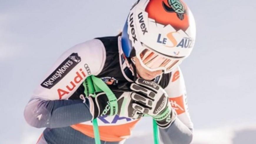 Alpes-du-Sud : pas de ski alpin à Saint-Moritz pour Tifany Roux