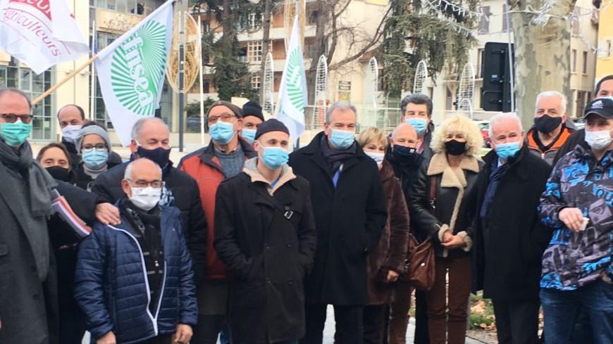 Hautes Alpes : J-M.Bernard devant le tribunal dans l'affaire de la queue de loup