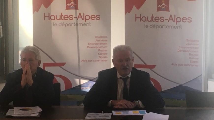Hautes Alpes : un Conseil départemental ambitieux avec un budget primitif 2021 axé sur l'investissement