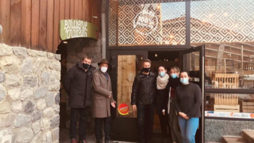 Alpes de Haute-Provence : une nouvelle « Boutique à l'essai » dans la Vallée de l'Ubaye