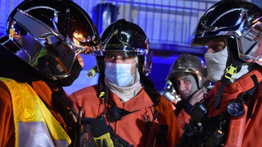 Hautes-Alpes : incendie dans un immeuble de St-Bonnet