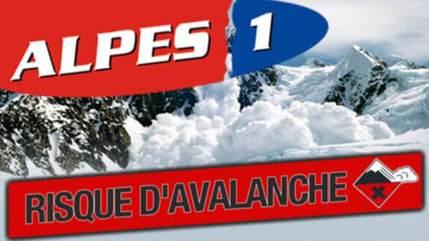 Alpes du Sud : risque d'avalanche de 3 à 4 sur le Queyras ce mardi