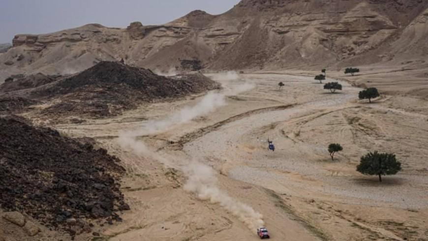 Alpes du Sud : Dakar, Baumel conforte sa deuxième place au général