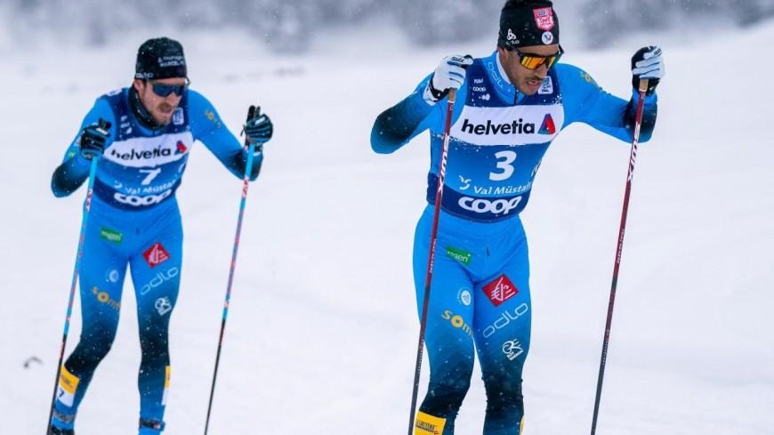 Hautes-Alpes : R.Jouve avec le dernier sprint du Tour de Ski 2021 en point de mire