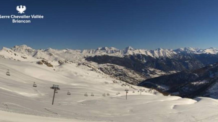 Hautes-Alpes : ouverture symbolique dans la Vallée de Serre Chevalier Briançon