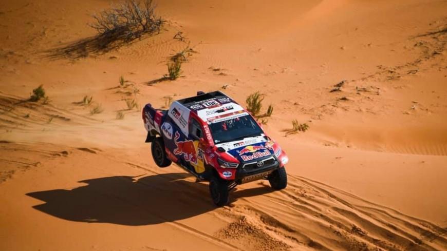 Alpes du Sud : Baumel 4e à l'étape du jour du Dakar