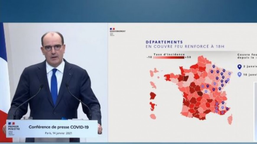 Alpes du Sud : nouveau tour de vis du gouvernement contre la pandémie