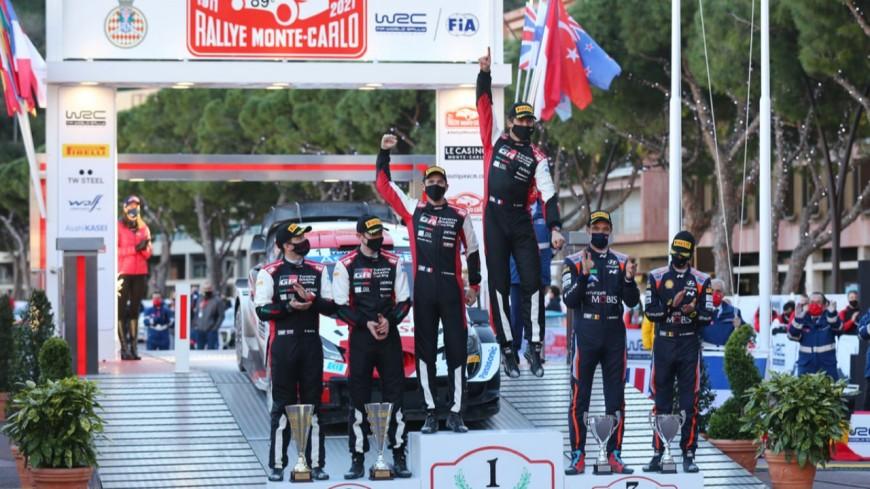 Alpes du Sud : Sébastien Ogier, le recordman du Rallye Monte Carlo