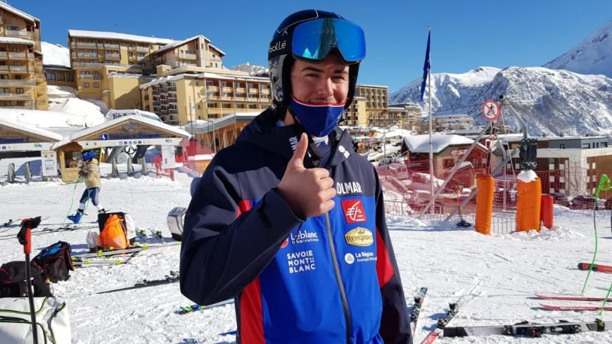 Hautes-Alpes : Sam Alphand sur le podium à Orcières