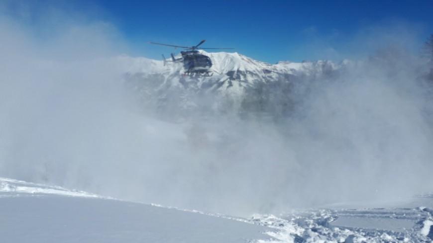 Hautes-Alpes : un mort dans une avalanche