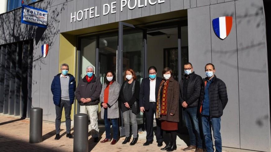 Alpes de Haute-Provence : le déménagement approche pour la Police de Digne