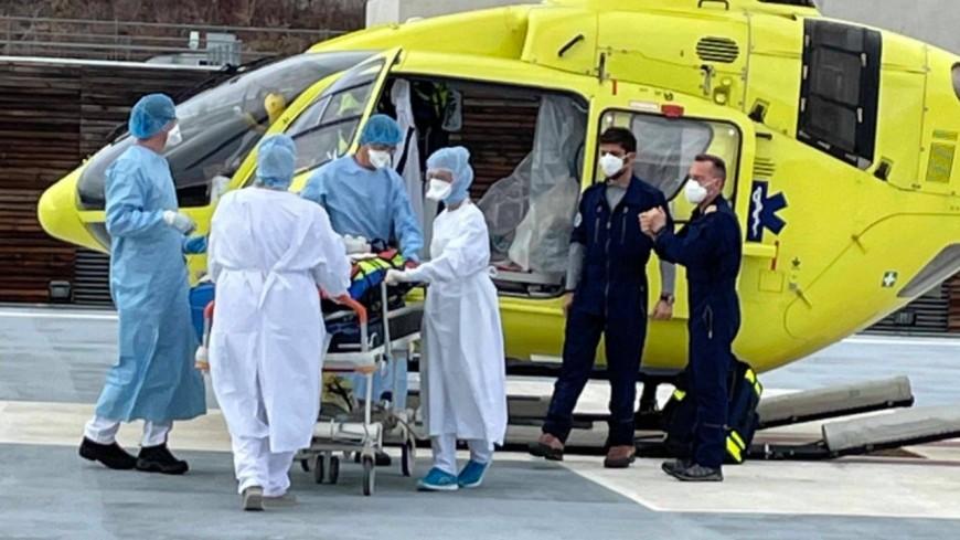 Hautes-Alpes : des patients cannois transférés à Gap