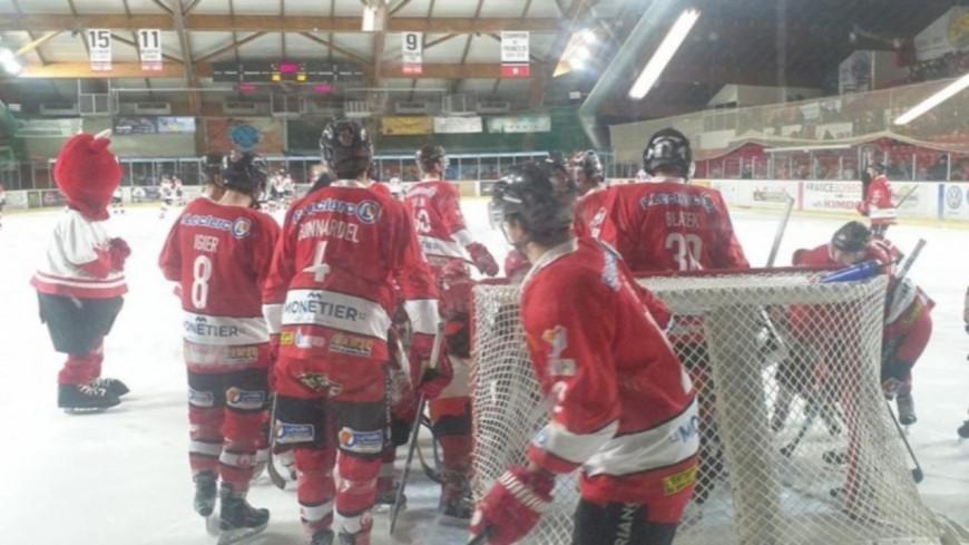Hautes-Alpes : les Diables Rouges défaits 8 à 3 contre Bordeaux