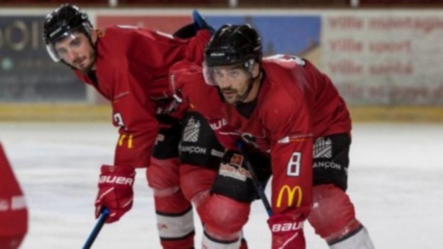 Hautes-Alpes : les Diables Rouges terminent la saison avec une défaite