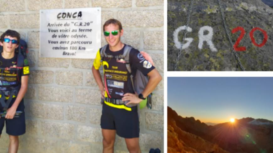 Alpes de Haute-Provence : le défi du GR 20 de Tim et Pierre