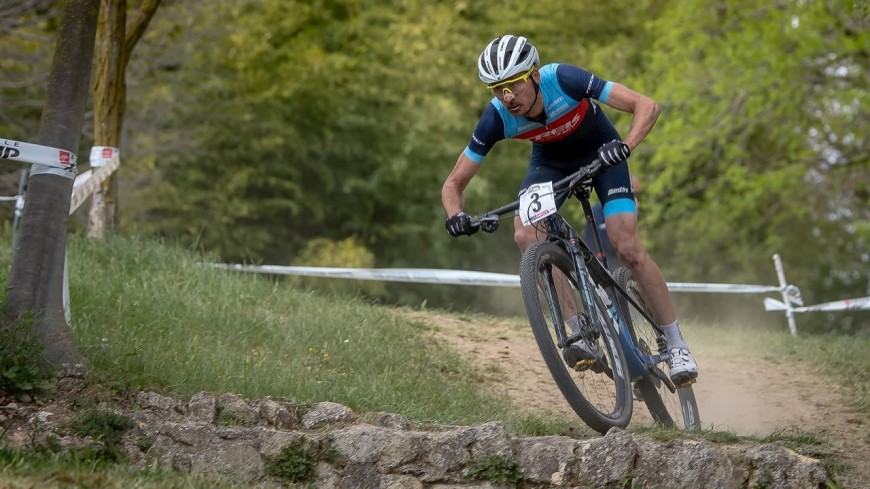 Hautes-Alpes : Stéphane Tempier 3ème sur la Verona MTB International