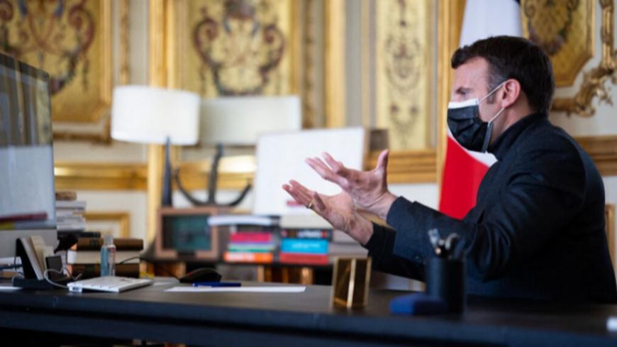 Alpes de Haute-Provence : Emmanuel Macron invité surprise d'une classe d'Oraison