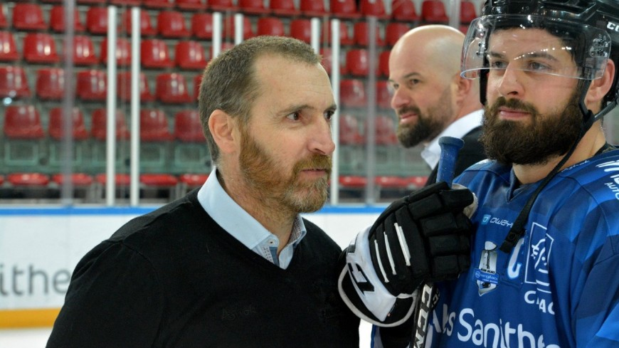 Hautes-Alpes : Éric Blais reste coach des Rapaces de Gap