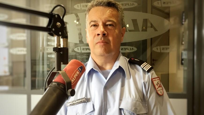 Hautes-Alpes : 2.500 injections de vaccins anti-COVID réalisées par les pompiers