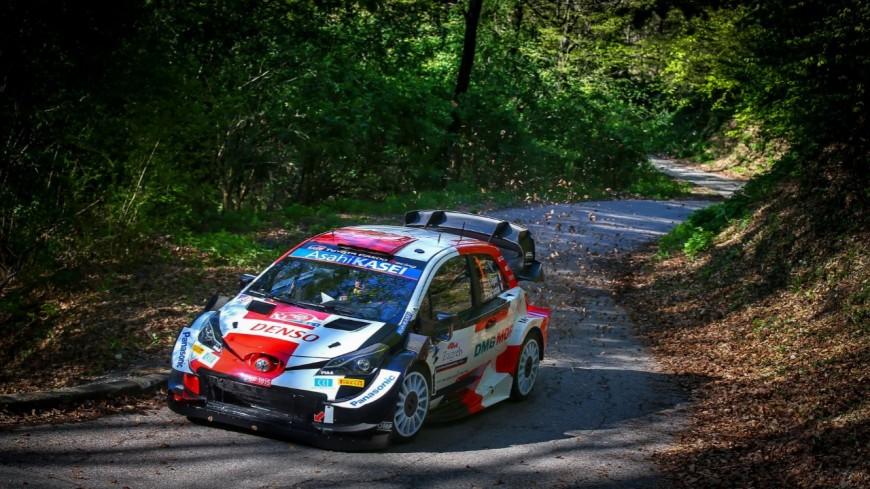 Hautes-Alpes : Sébastien Ogier en retrait lors du shakedown