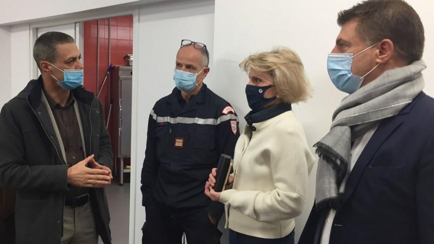 Alpes de Haute-Provence : la vaccination accélère à Digne les Bains