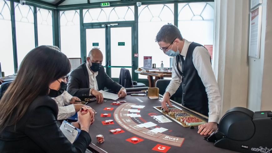 Hautes-Alpes : Casino Circus à Briançon annonce sa réouverture