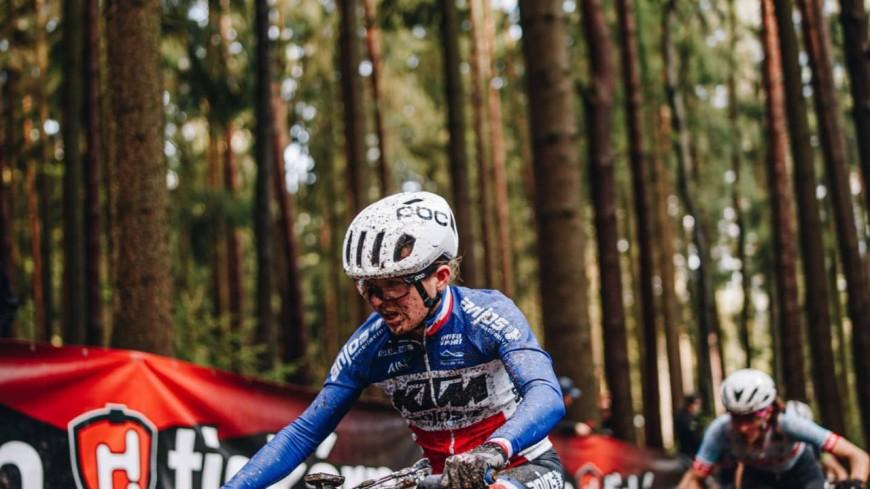 Hautes-Alpes : Léna Gerault dans le top 20 en coupe du monde de VTT