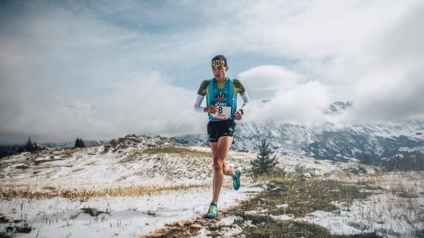 Hautes-Alpes : Sylvain Cachard en entrainement dans le Dévoluy