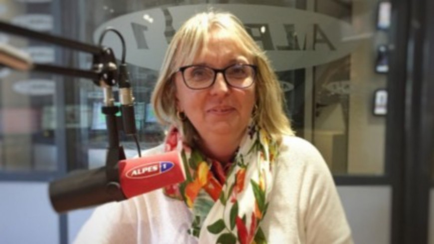 Hautes-Alpes : Pascale Boyer soutient le train pendulaire