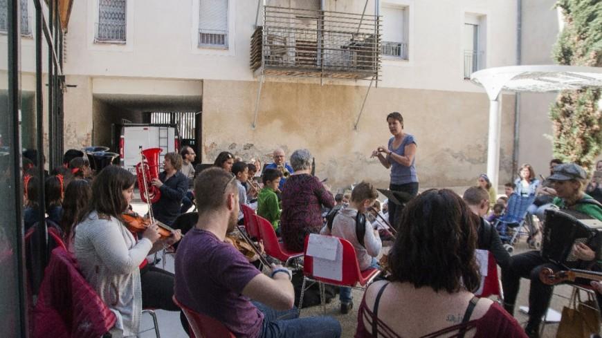 Alpes de Haute-Provence : deux journées dédiées à la découverte instrumentale