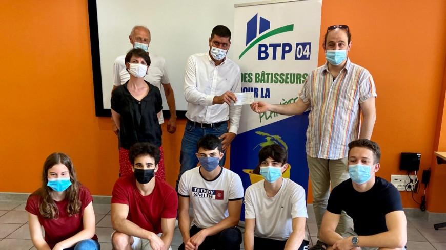 Alpes de Haute-Provence : autisme, le BTP 04 s'engage