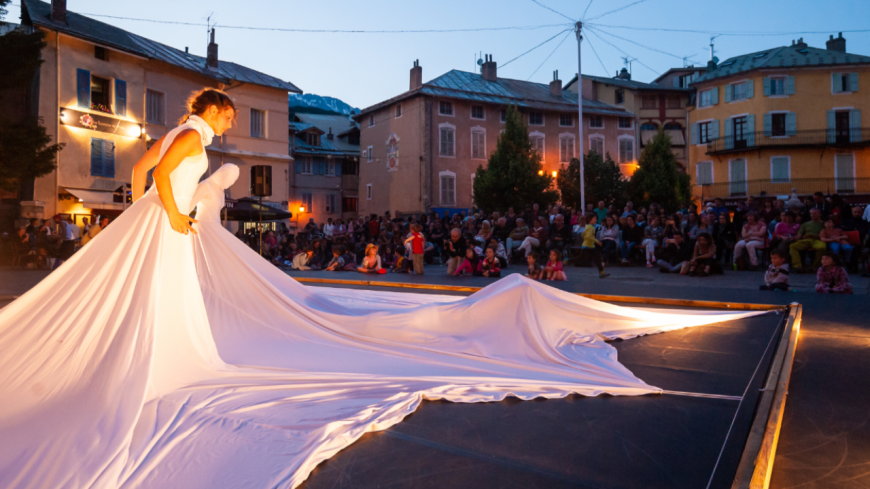 Hautes-Alpes : la danse à l'honneur durant trois jours à Embrun