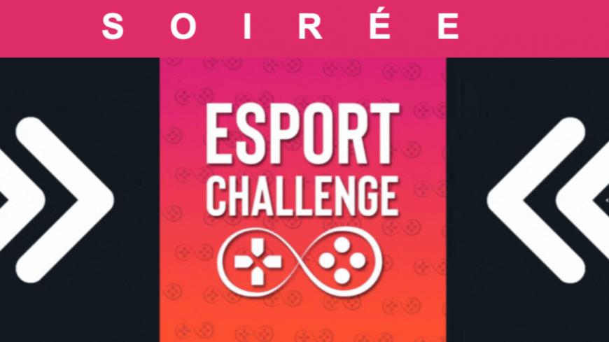 Alpes du Sud : soirées de e-sport challenge