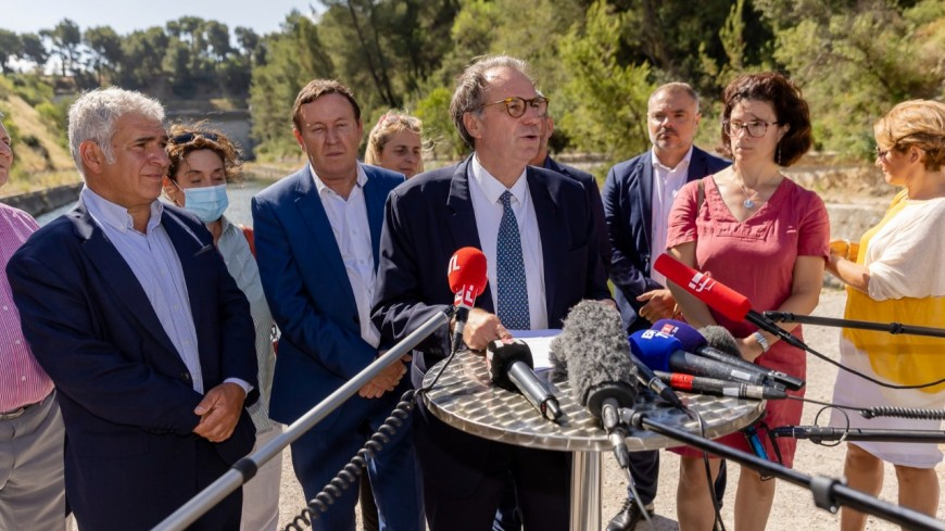 Région : R. Muselier promet un comité pour la gauche de Félizia
