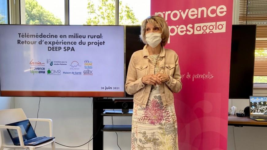 Haute-Provence : la télémédecine pour diagnostiquer Alzheimer ?