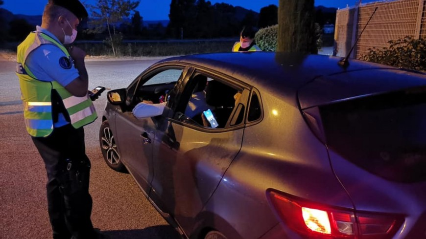 Haute-Provence : permis en poche depuis 3 jours, il est contrôlé avec 1.5 grammes d'alcool dans le sang
