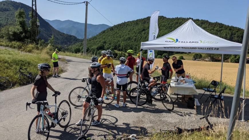 Hautes-Alpes : succès pour l'opération col réservés à Fouillouse