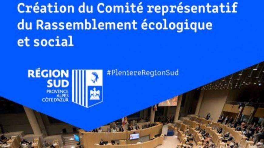 Région : le RN s'insurge contre le comité représentatif du Rassemblement Écologique et Social