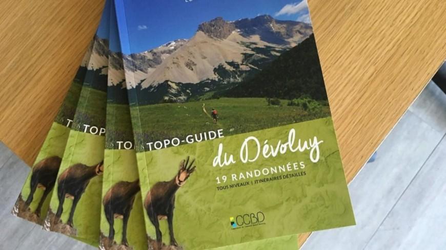 Hautes-Alpes : un tout nouveau topo-guide pour le Dévoluy