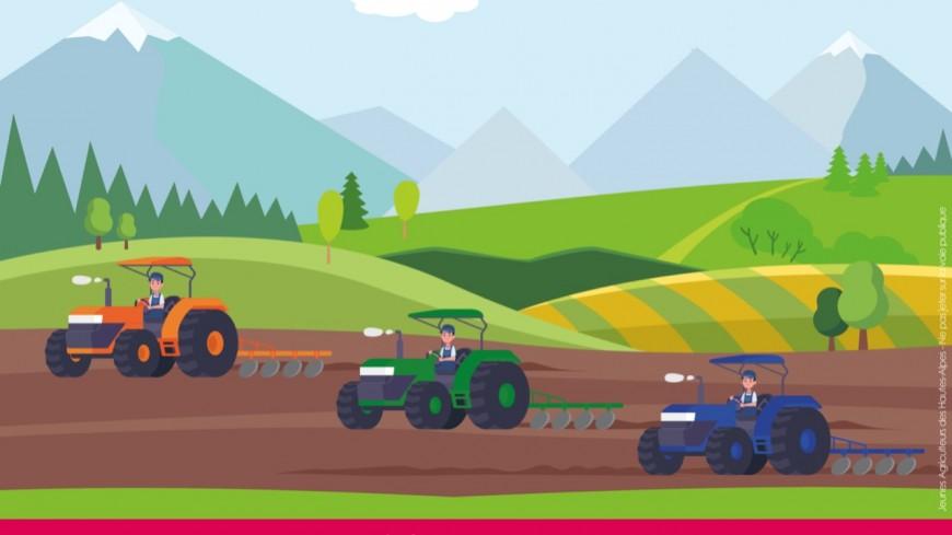 Hautes-Alpes : finale départementale et régionale de labour à Aspremont