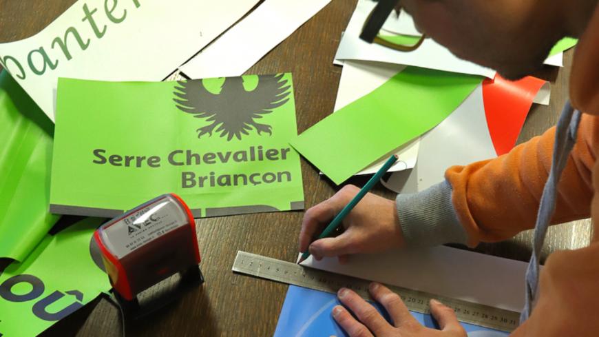 Hautes-Alpes : Serre-Chevalier Briançon 100% dans le recyclage