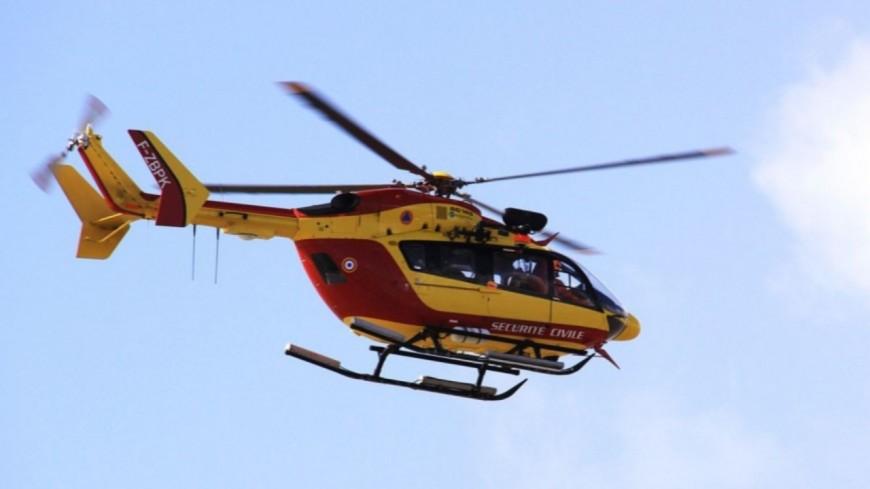 Alpes de Haute-Provence : accident d'escalade à La Palud sur Verdon