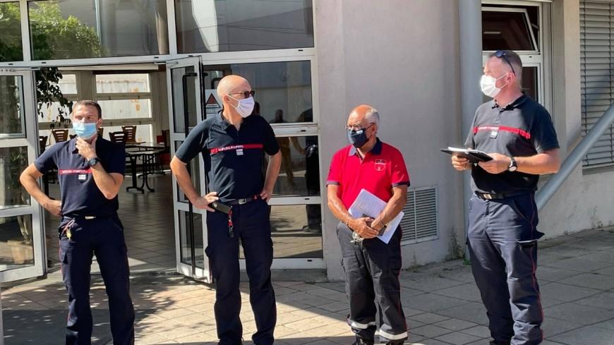 Hautes-Alpes : les pompiers haut-alpins au rendez-vous de la vaccination mais pas partout