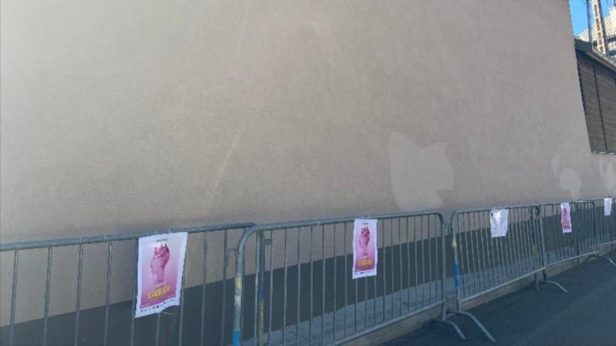 Hautes-Alpes : la circulation perturbée à Briançon pendant le Street Art