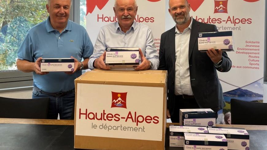 Hautes-Alpes : des tests antigéniques à disposition des associations sportives et culturelles