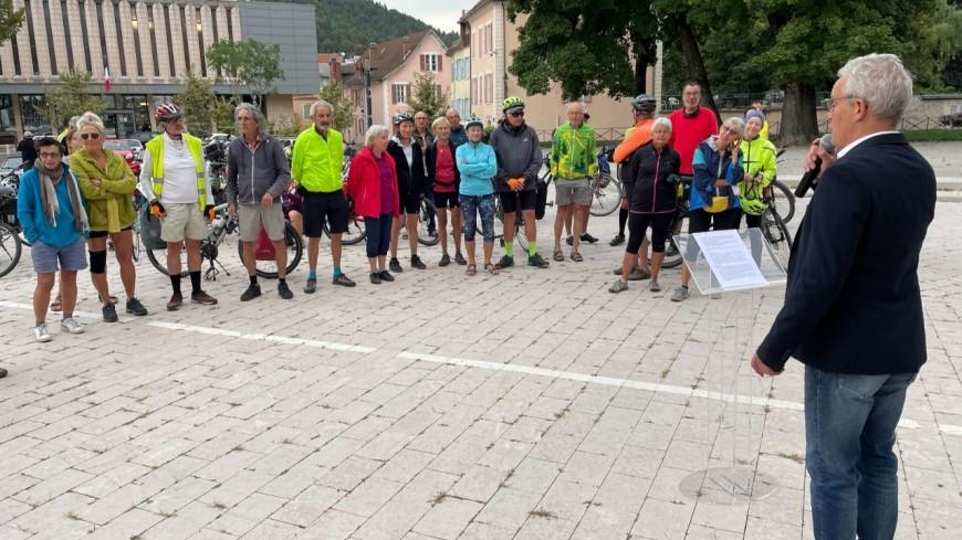 Hautes-Alpes : la Durance à vélo fait halte au Département