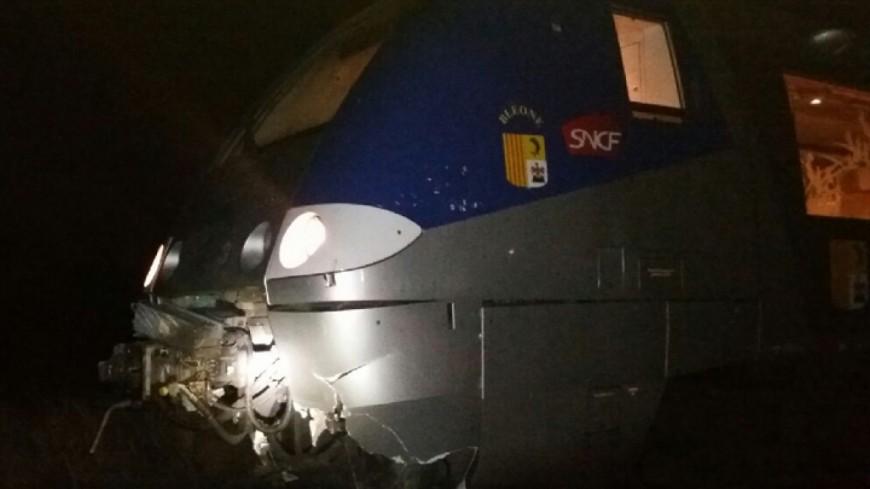 Alpes de Haute-Provence : un TER percute une voiture à Manosque